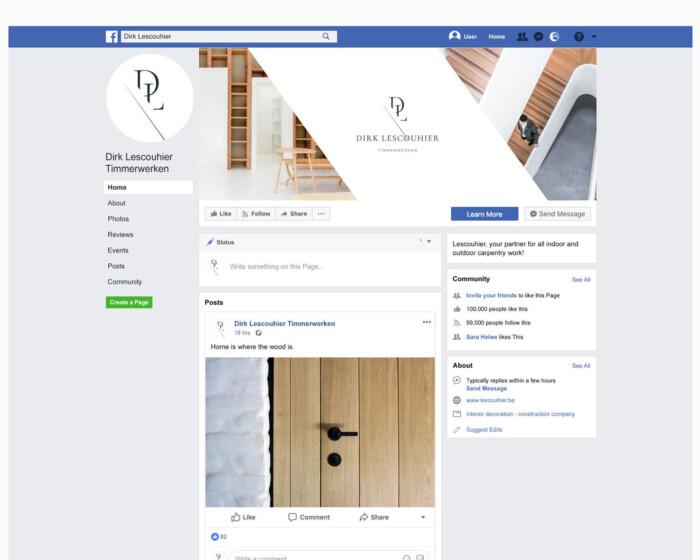Dirklescouhier facebook