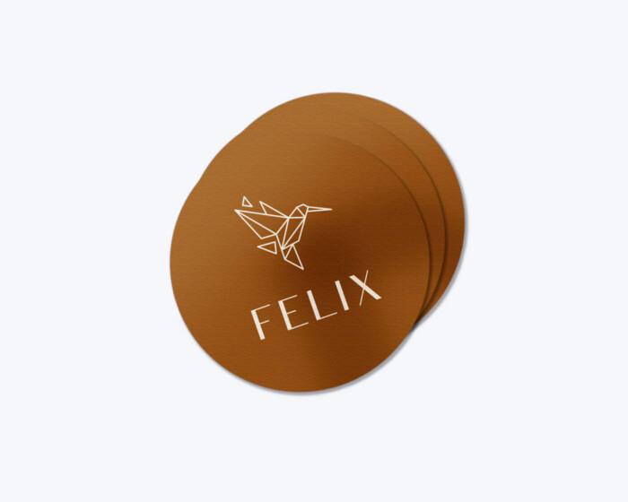 Felix stickers