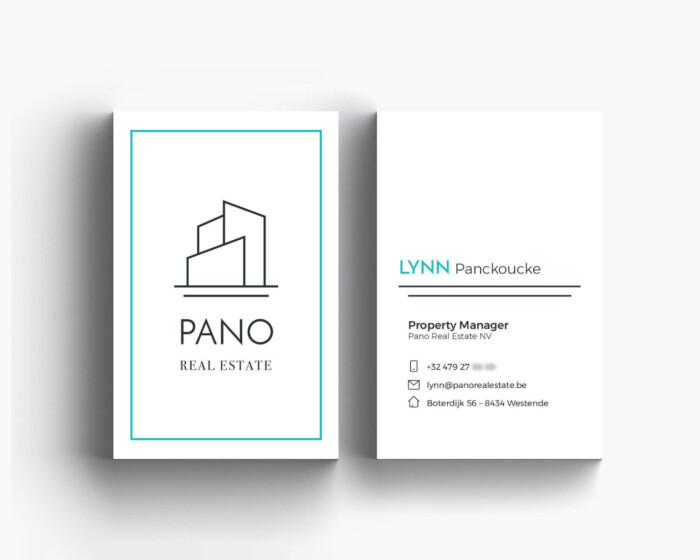 Pano business cards